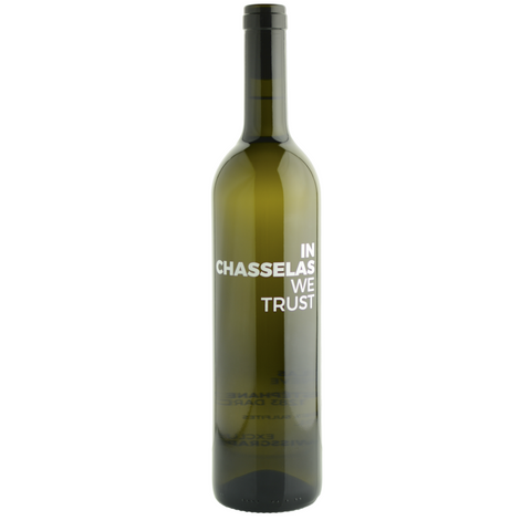 IN CHASSELAS WE TRUST <BR>EXCLUSIVITÉ SWISSGRAPES