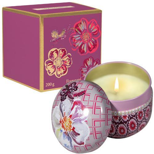 Fragonard Gingembre Vétiver Candle