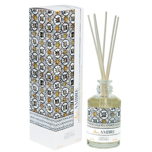Fragonard Mon Ambre Room Diffuser & 6 sticks