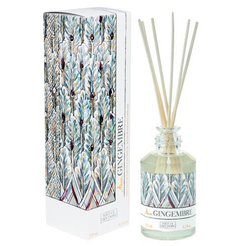 Fragonard Mon Gingembre Room Diffuser & 6 sticks