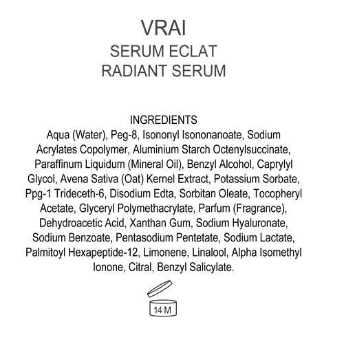 Fragonard Radiant Serum VRAI