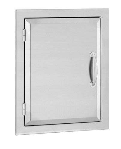 ALTURI STAINLESS VERTICAL DOOR