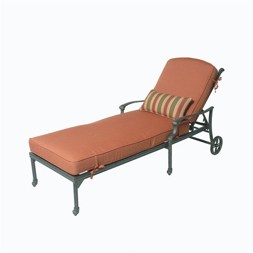 SUMMERSET ARIANA CHAISE LOUNGE