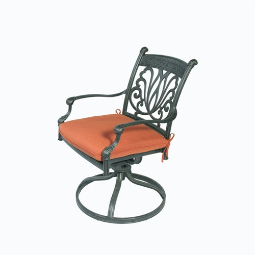 SUMMERSET ARIANA SWIVEL ROCKER