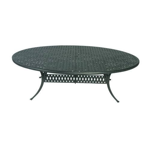 SUMMERSET OVAL (EGG) DINING TABLE 100