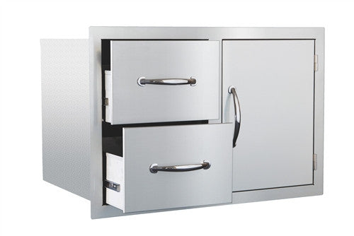 SUMMERSET DOOR-DRAWER COMBO