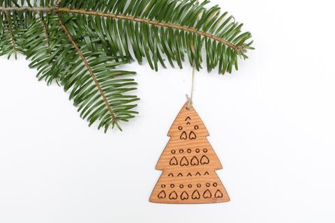 Christmas Tree Ornament *NEW*
