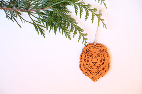 Lion Ornament *NEW*