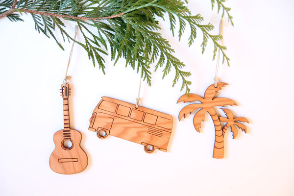 Camper Van Ornament *NEW*