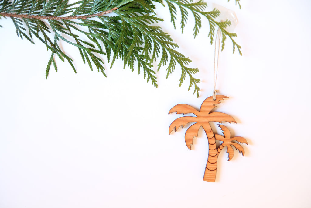 Palm Tree Ornament *NEW*