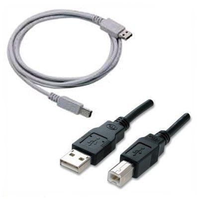 USB Cable - Type A/B