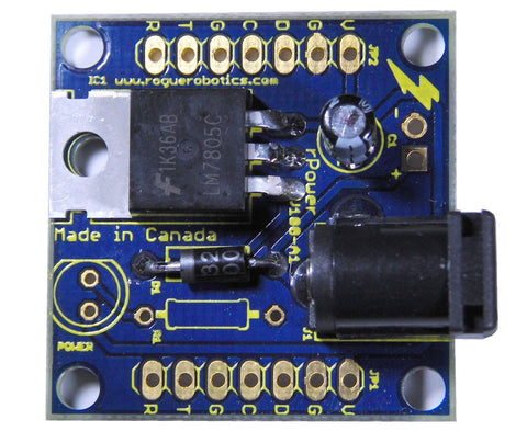 rPower - Power Supply Board for Rogue Products