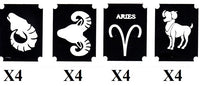 32  Aries Tattoo Stencils