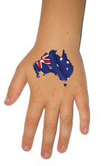 Australia Temporary Tattoos