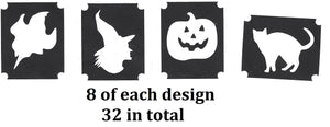 32 Halloween Tattoo Stencils