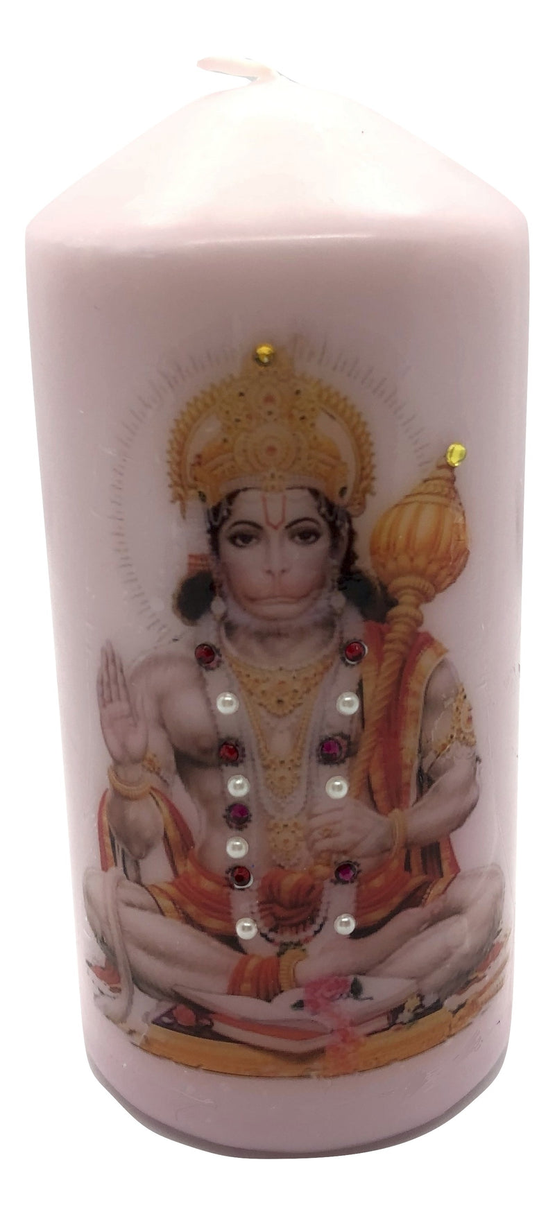 Hanuman Candles ( Several different Colours )