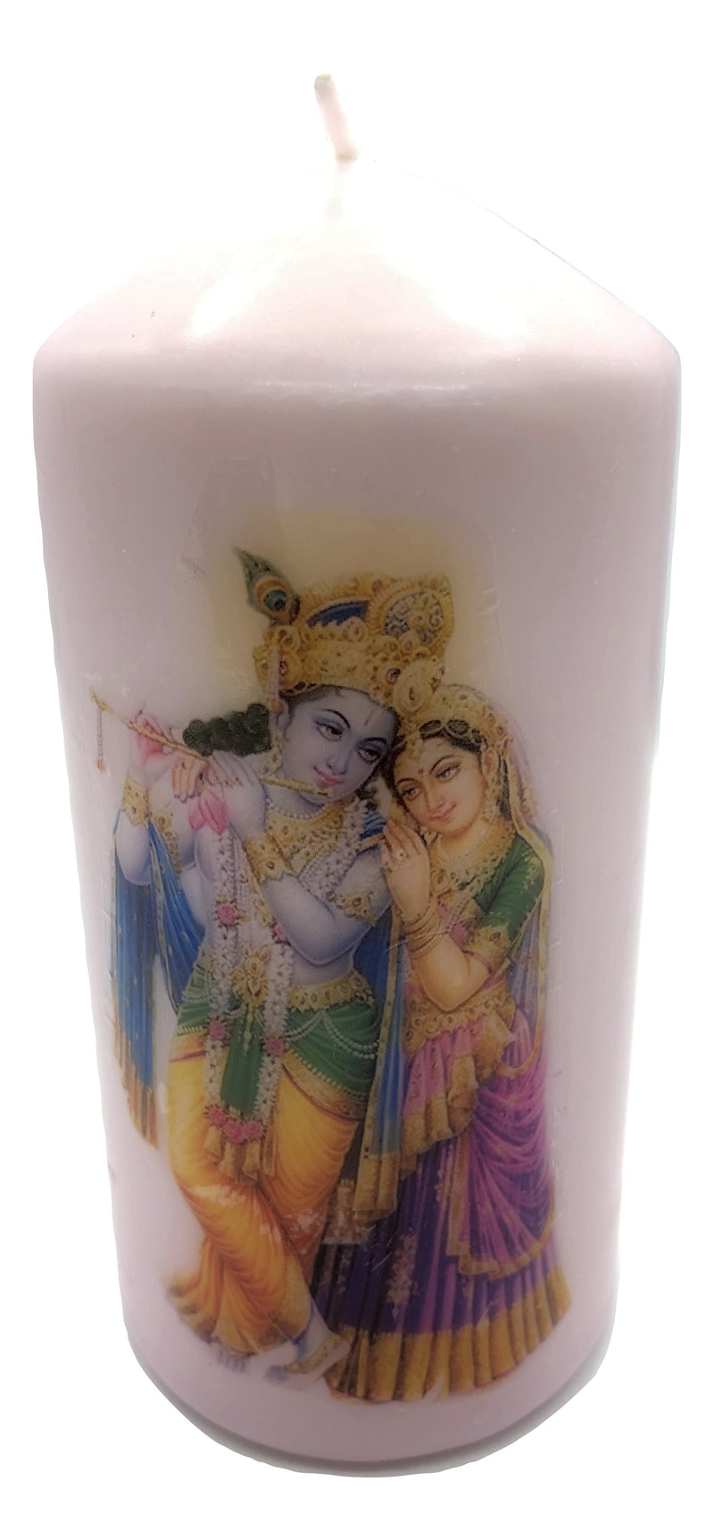 Krishna Candles ( Several different Colours )