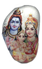 Shiva Decorative Stone ( Several Colours to choose from )