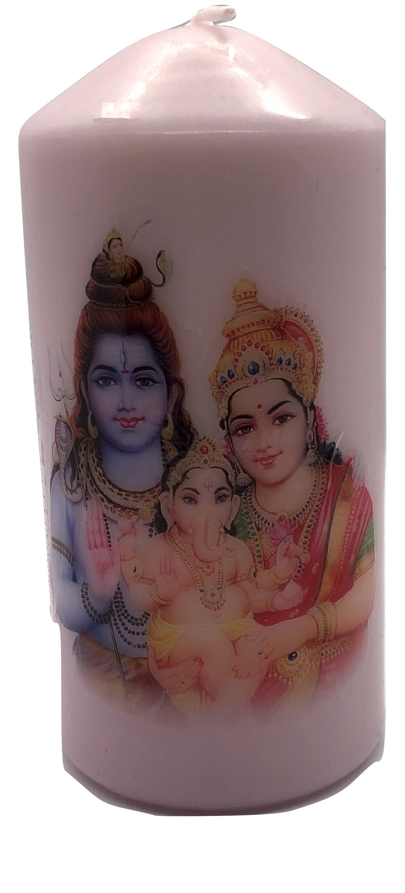Shiva Candles ( Several different Colours )
