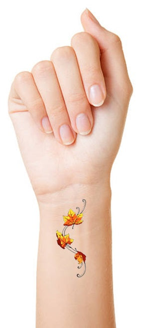 Autumn Temporary Tattoos