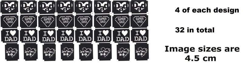 Dad Tattoo Stencils