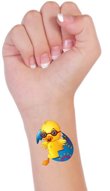 Duck Temporary Tattoos