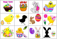 Easter Temporary Tattoos