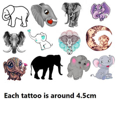 Finding Nemo Temporary Tattoos