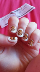 Emoji Code 1 Nail Art Emoticons