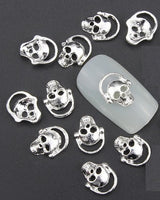 Silver Skull ( Pack of 10 ) Collection 22
