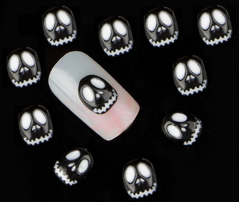 Black Skull Jack Skellington ( Pack of 10 ) Collection 18