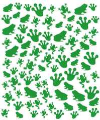 Frog Nail Stickers