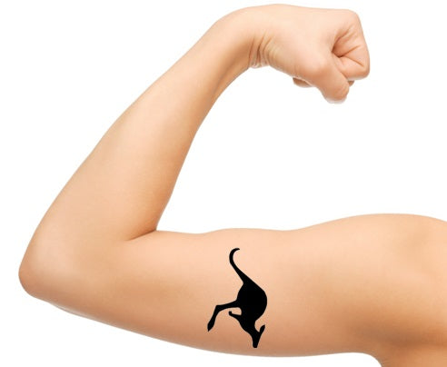 Kangaroo Temporary Tattoos