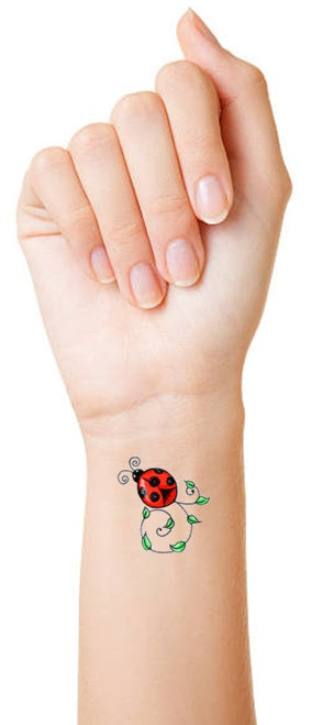 Ladybird Temporary Tattoos c2