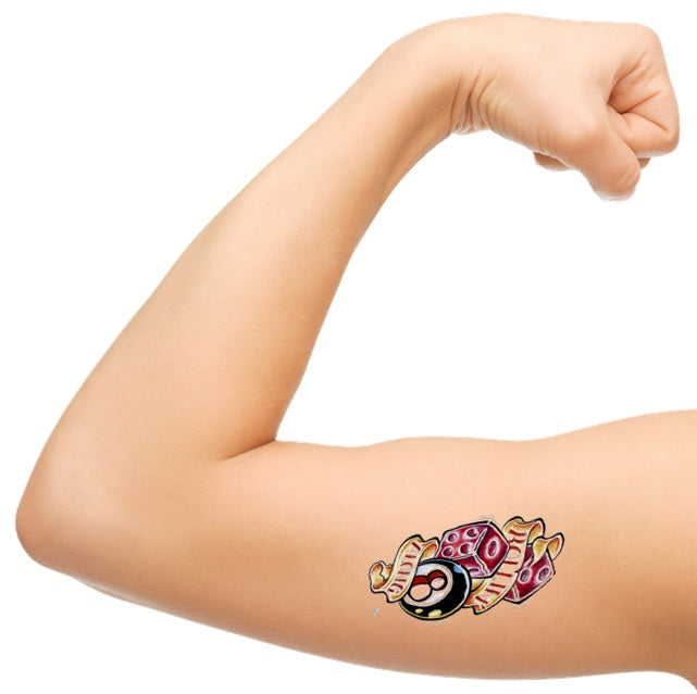 las Vegas Temporary Tattoos