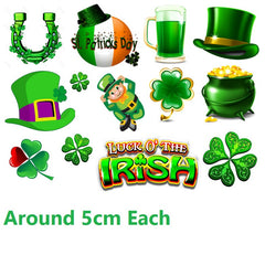 Patricks Day Temporary Tattoos