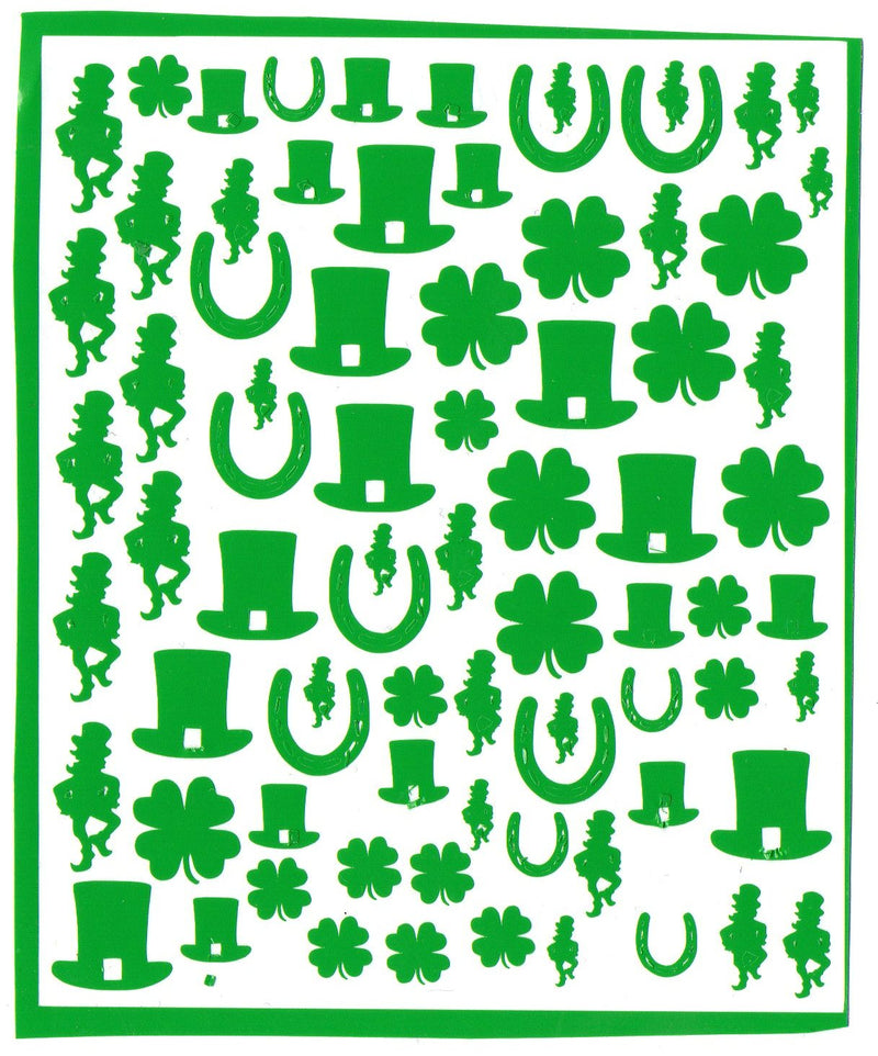 Patricks Day Ireland  Nail Stickers