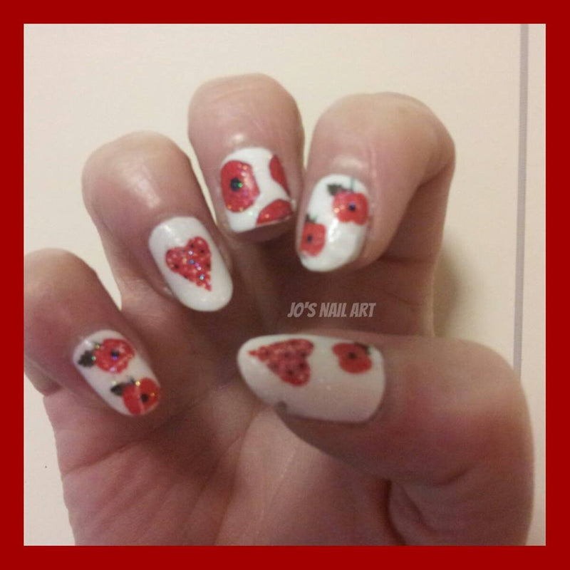 Poppy Nail Art Collection