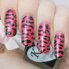 32 Nail Stencils style 108