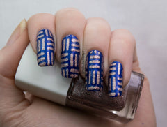 32 Nail Stencils style 113