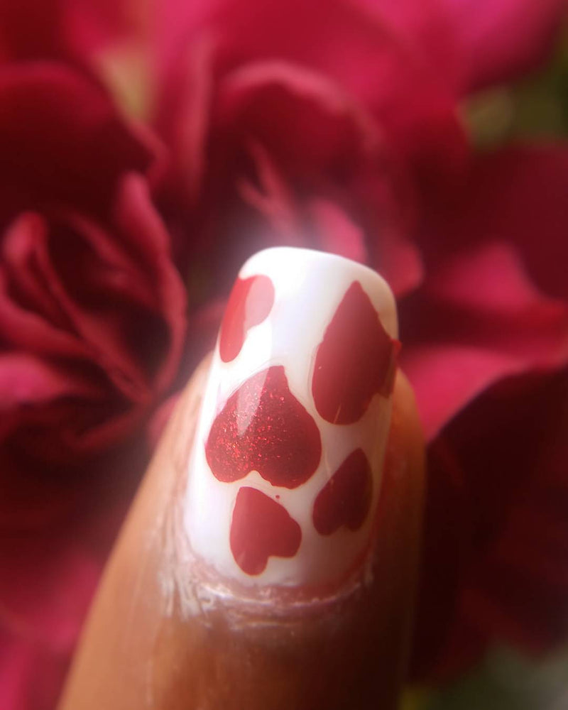 32 Nail Stencils style 116