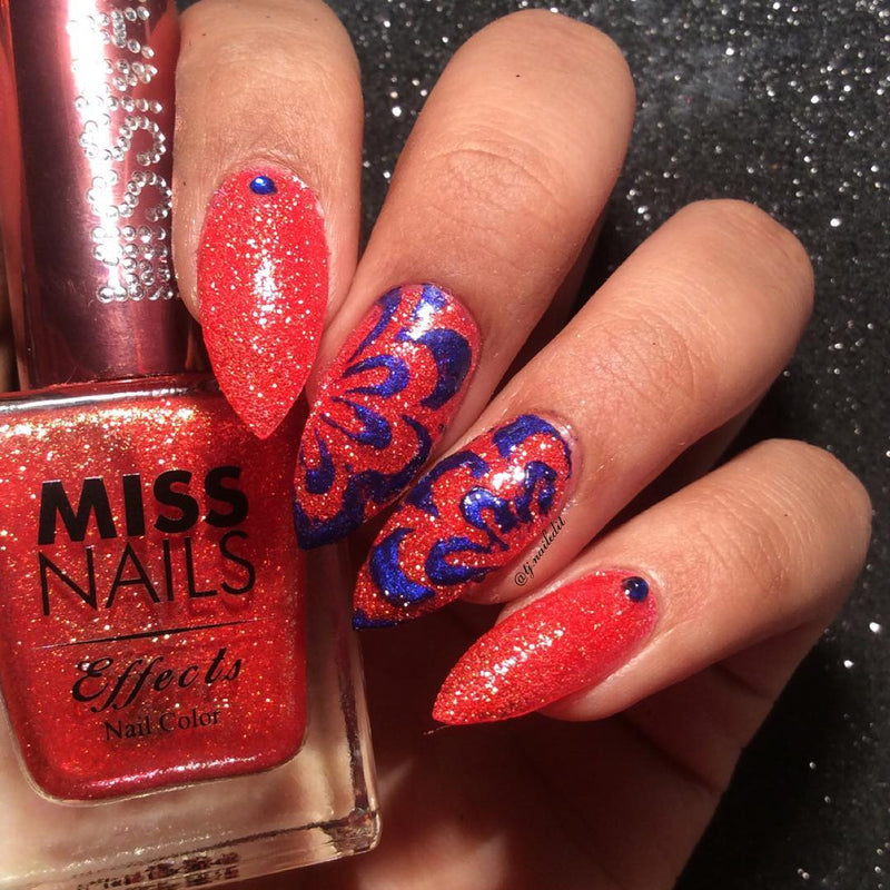 32  Nail Stencils style 134