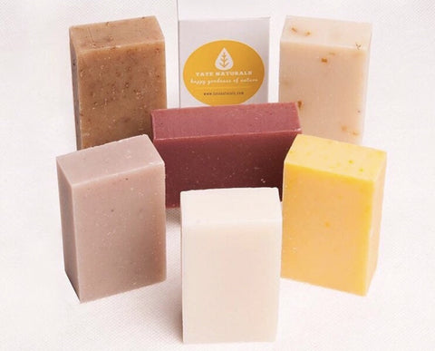 Be Well Organic Soap Bundle