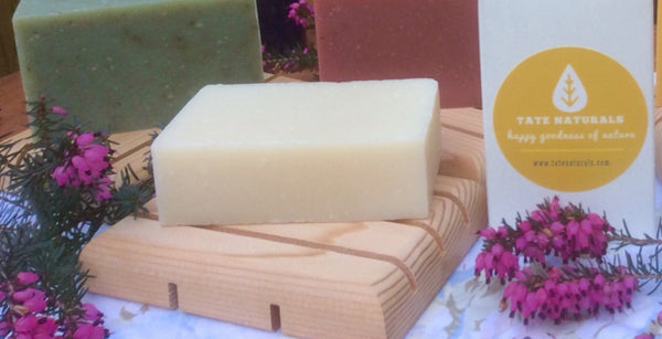 Eco Natural Soap Dish