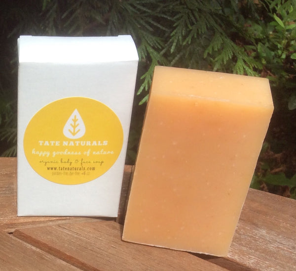 Zen Organic Soap Bar