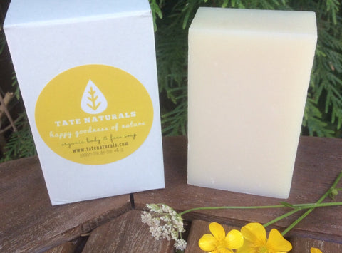 Peaceful Organic Soap Bar