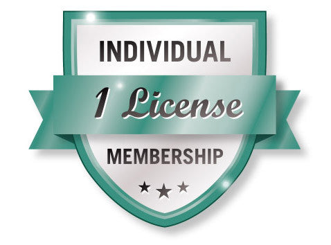 Individual  VTConnect License Membership Shield