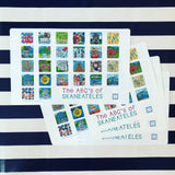 ABC's of Skaneateles-Children's Placemat