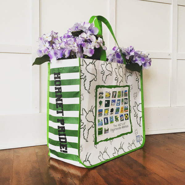 ABC's of Fayetteville-Manlius Shopper Tote Bags-Set of Two Sale!