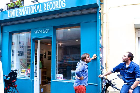 L'International Records - Paris